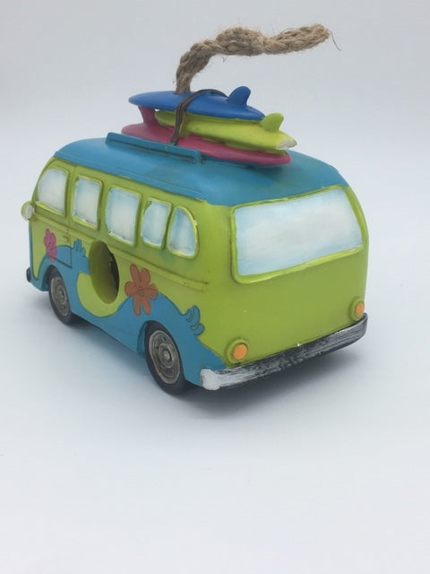 Campervan Birdhouse - Clearance Item