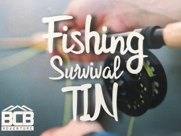 Fishing Survival Tin