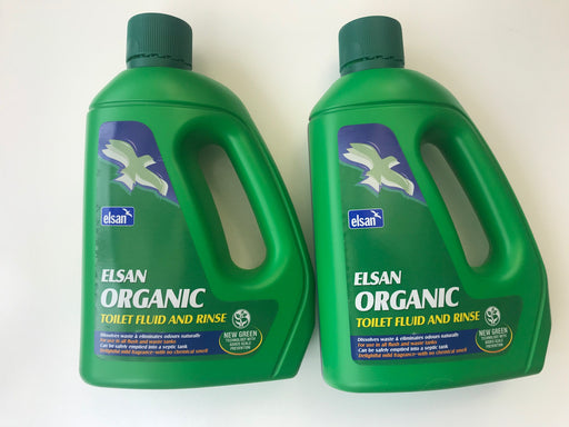 Elsan Green 2 Ltr - 2 pack