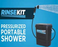 Rinsekit Portable Shower