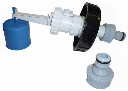 Aquaroll Mains Adaptor Ball Valve Only
