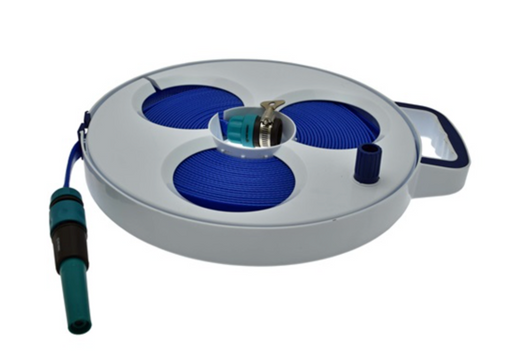 15m Gamma Roll On Hose Reel suitable for fresh water