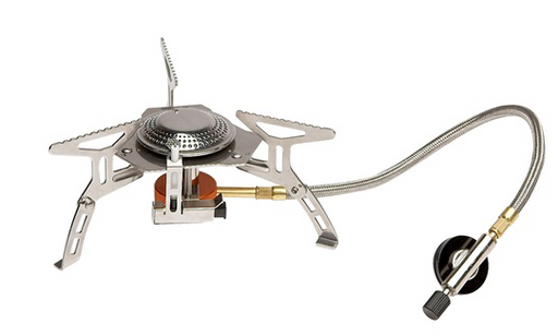 Sirocco Camping Stove and Pan