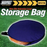Maypole Mains Lead Storage Bag