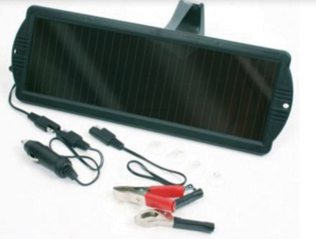 Solar Power Battery Maintainer 1.5W