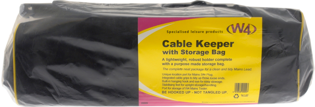 Mains Cable Keeper