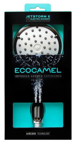 Ecocamel Jetstorm Shower Head