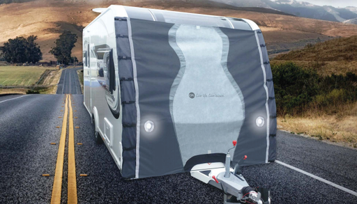 Caravan Protector Front Cover Pro