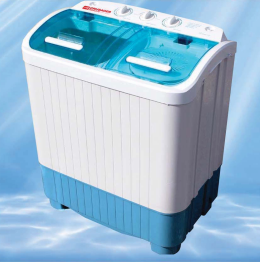 Twin Tub Deluxe Washing Machine and Spin Dryer