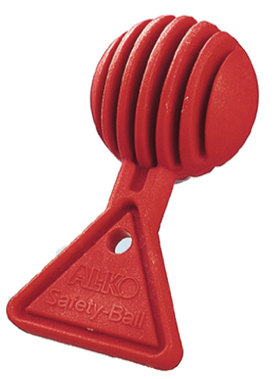 AL-KO Alko Safety Ball Red