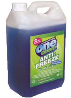 One-Chem Antifreeze 5l