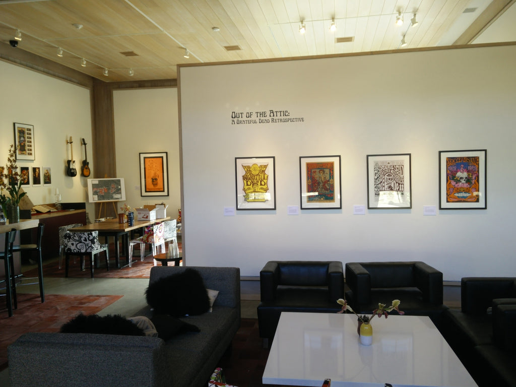 'Out of the Attic' at Cliff Lede Vineyards