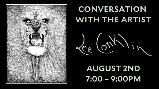 Conversation with the Artist: Lee Conklin