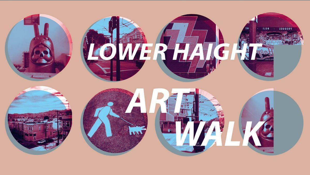Lower Haight Art Walk - Holiday Edition Sat Dec 8