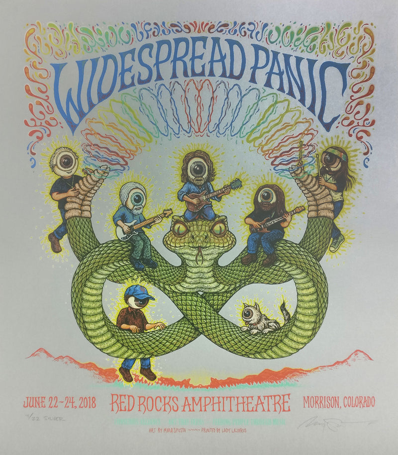 2018-06-22 Widespread Panic Silver