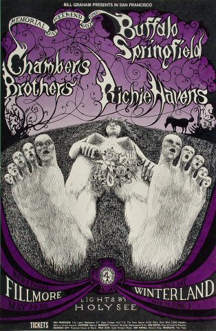 1968-05-29 The Chambers Brothers