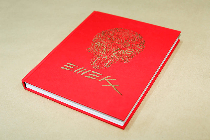 Emek Book: The Thinking Man's Poster Artist: Collected Works of Aaarght! Lasercut