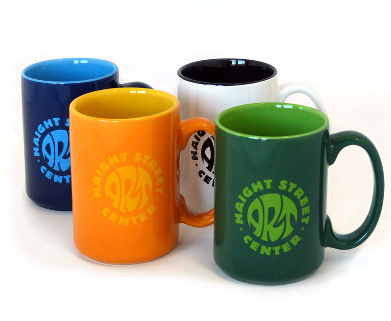 HSAC Logo Mugs Set of 4