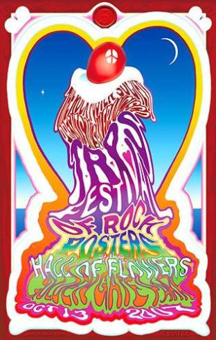 2007-10-13 TRPS Festival of Rock Posters