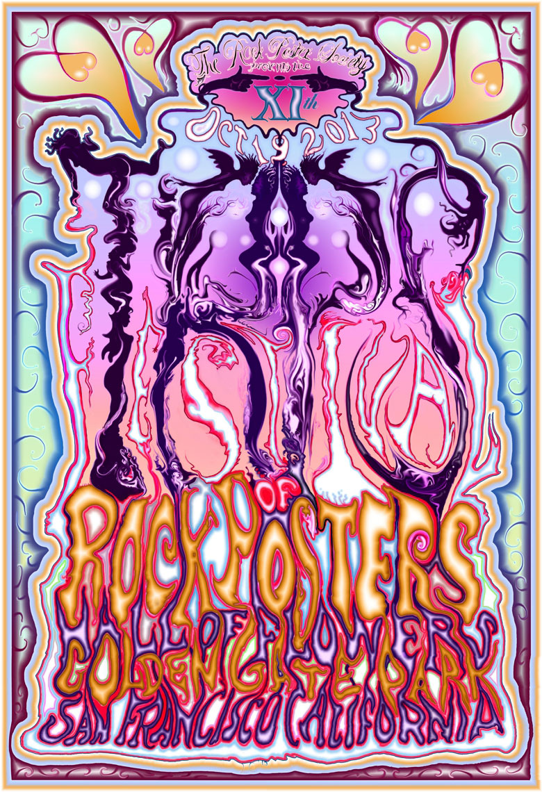 2013-10-19 TRPS Festival of Rock Posters