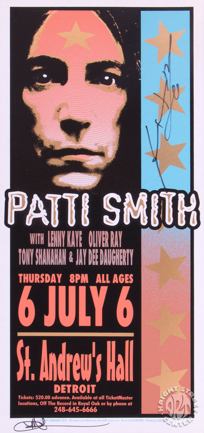 2000-07-06 Patti Smith