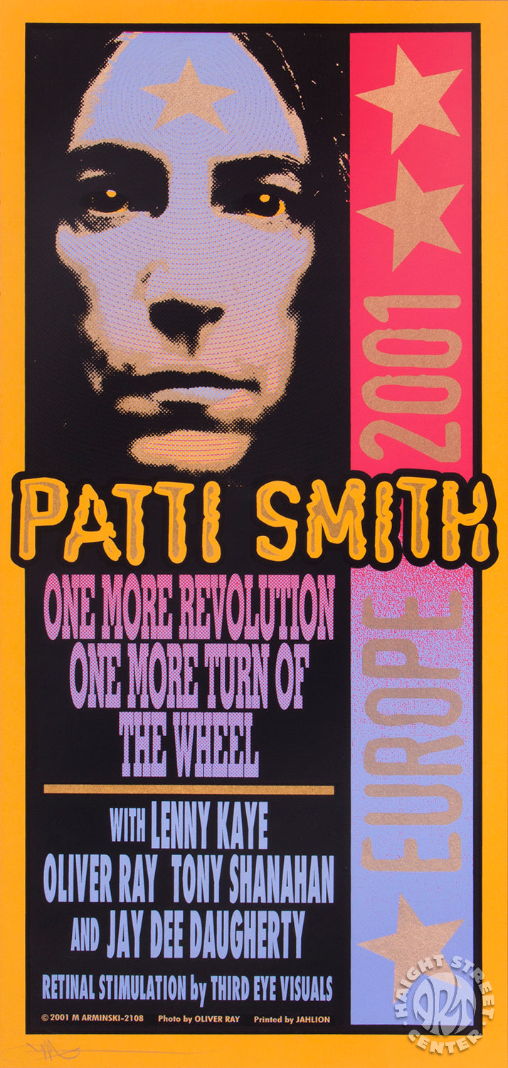 2001-00-00 Patti Smith
