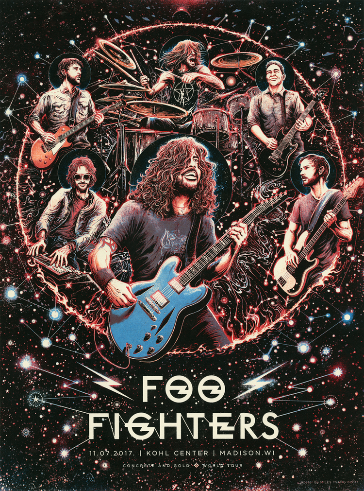 2017-11-07 Foo Fighters D/E