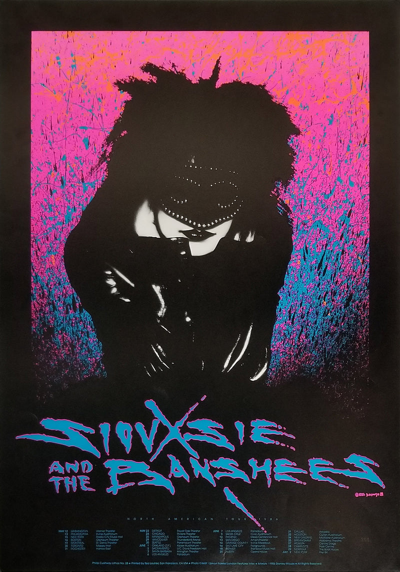 1986-05-12 Siouxsie & The Banshees