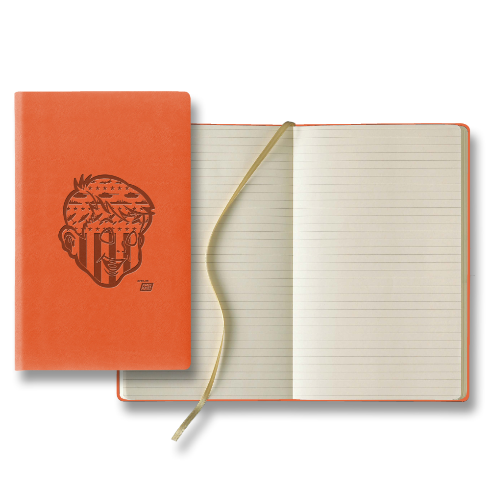 Ames Bros Schucks n' Awe Notebook