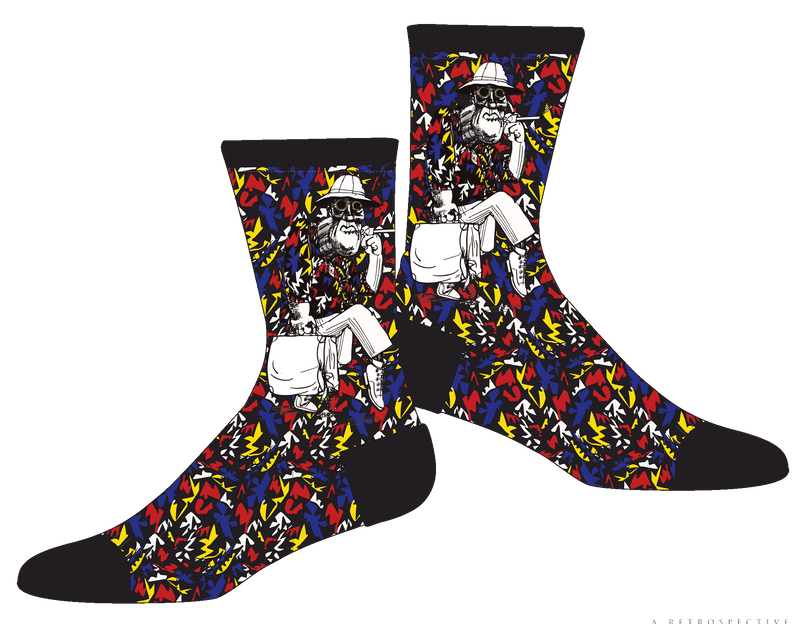 Ralph Steadman Socks