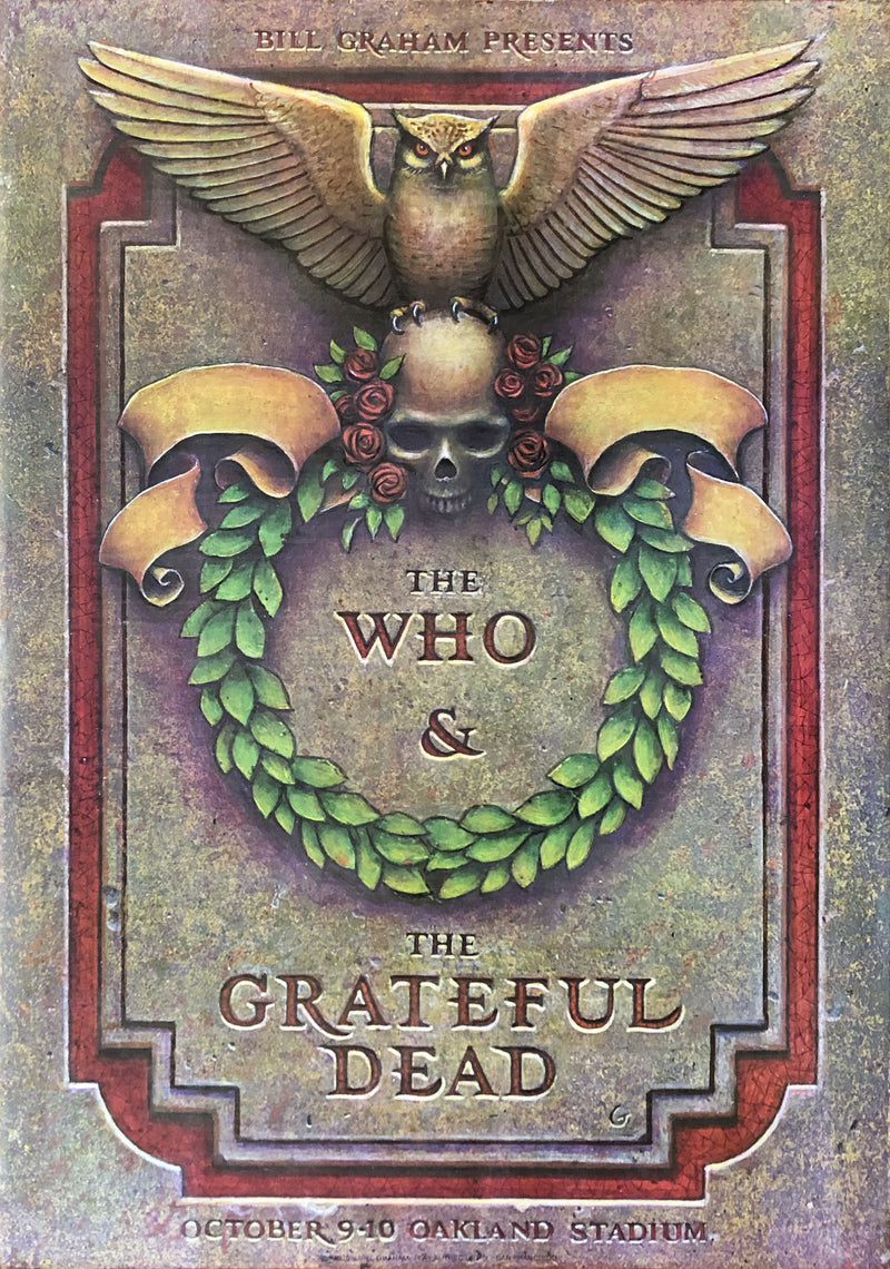 1976-10-09 The Who and Grateful Dead