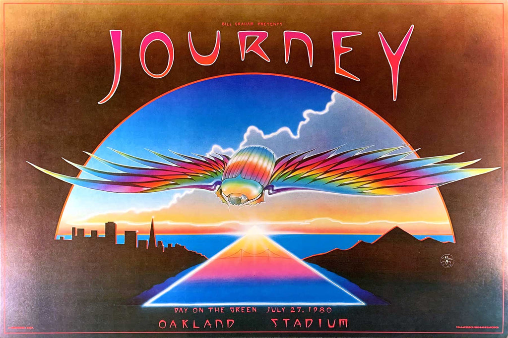 1980-07-27 Journey Day on the Green