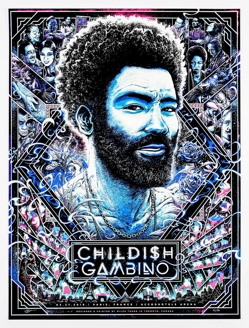Miles Tsang 2019-03-27 Childish Gambino Blue