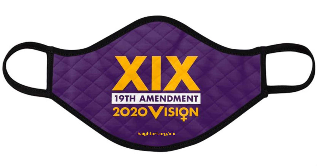 19th Amendment: 2020 Vision Mask