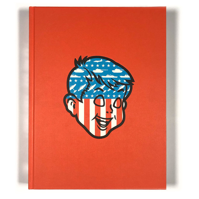Pearl Jam vs Ames Bros Book Limited Edition (Orange)