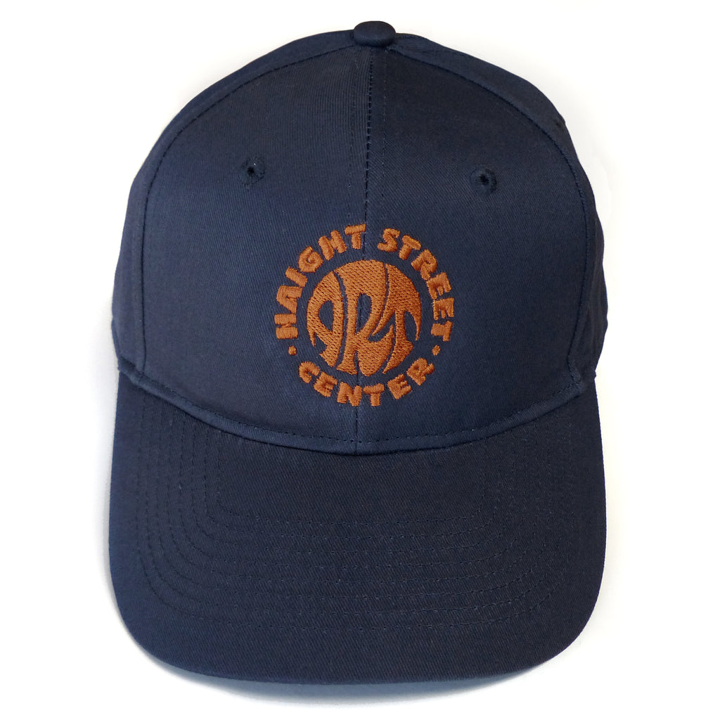 Navy & Orange HSAC Logo Cap