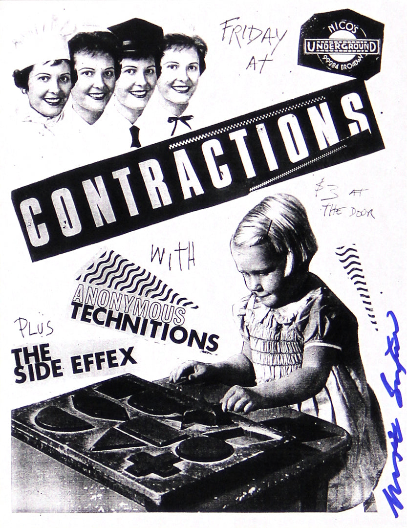 Contractions #2 Xerox Flyer