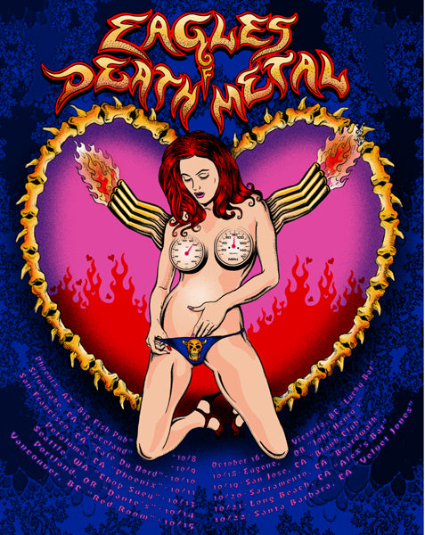 2004-10-8 Eagles of Death Metal