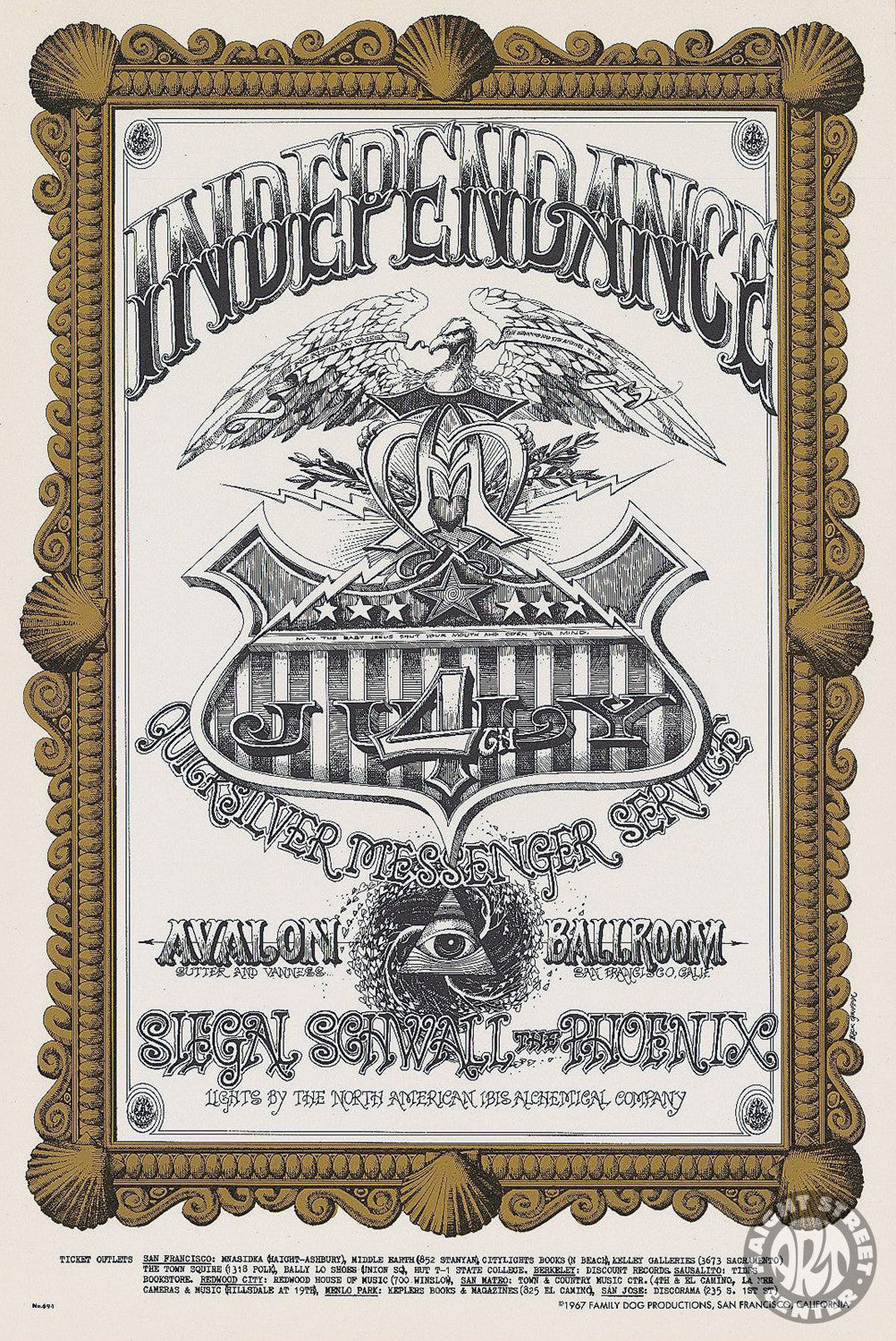 1967-07-04 Quicksilver Messenger Service