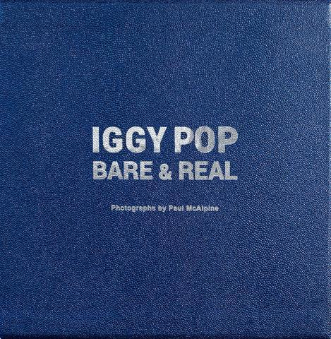 Iggy Pop - Bare & Real Book