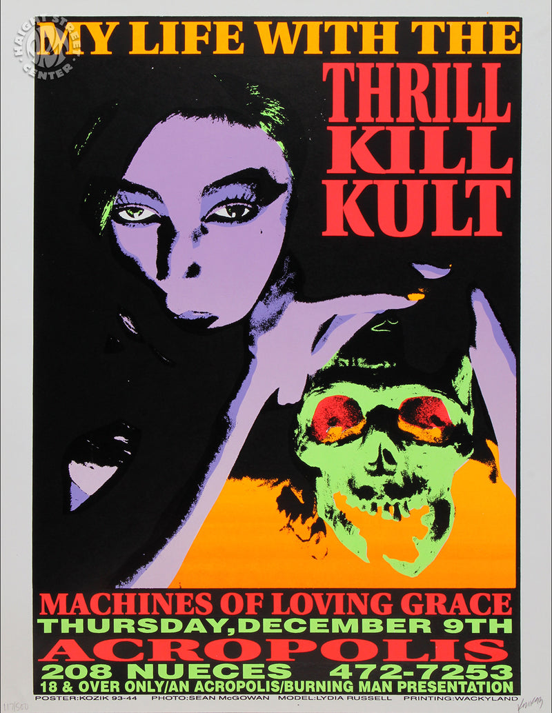 1993-12-09 My Life With The Thrill Kill Kult