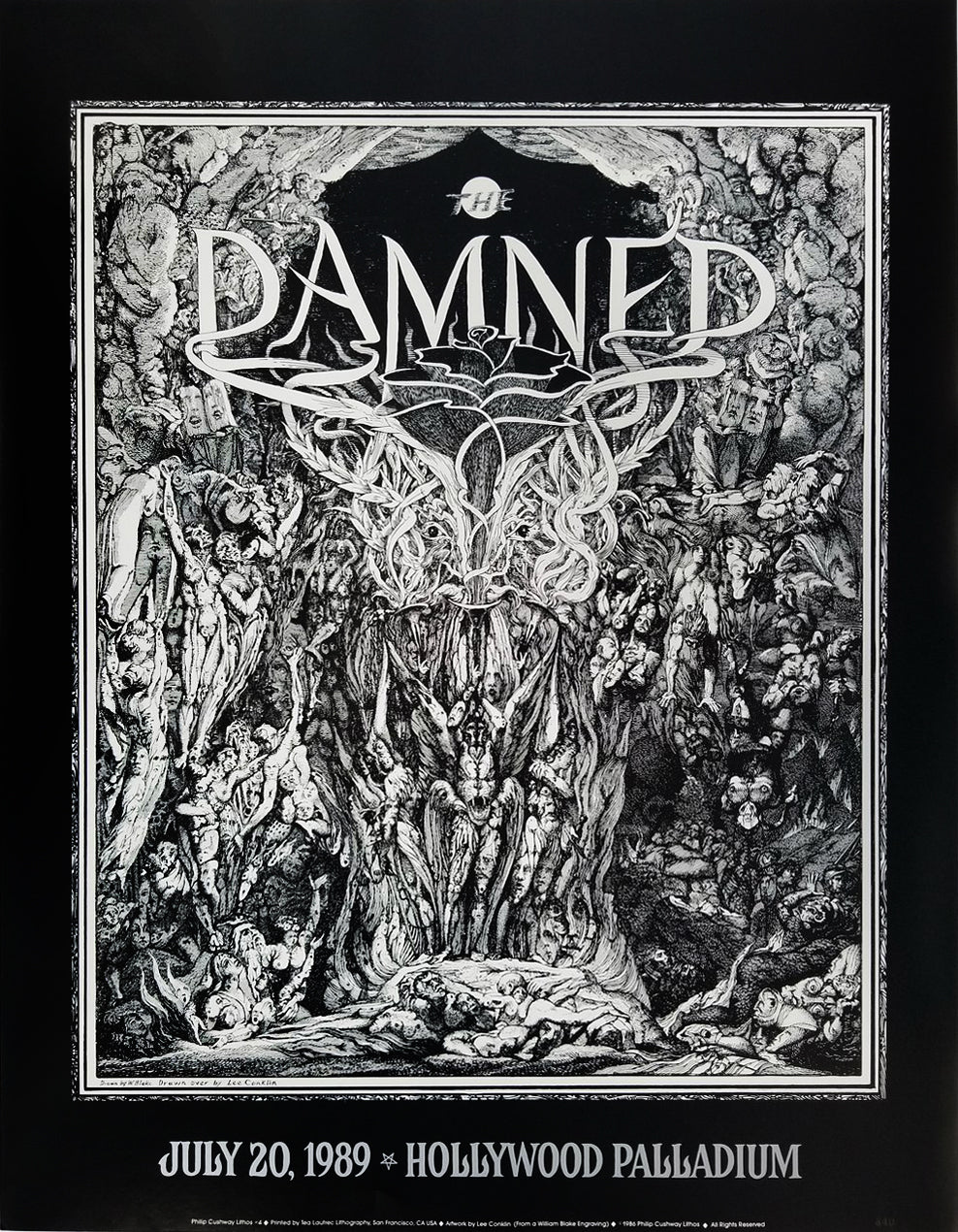 1989-07-20 The Damned