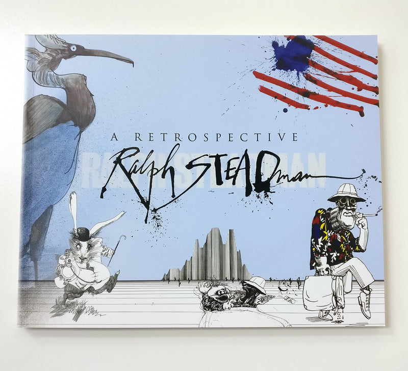 Ralph Steadman Catalogue