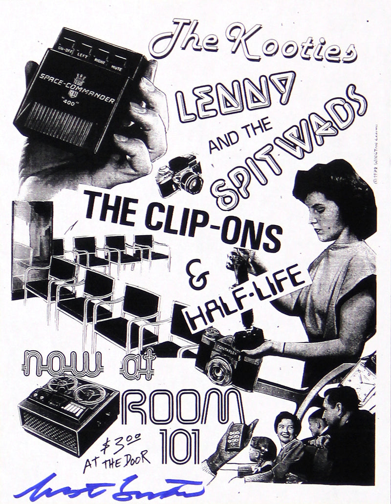 The Kooties Xerox Flyer