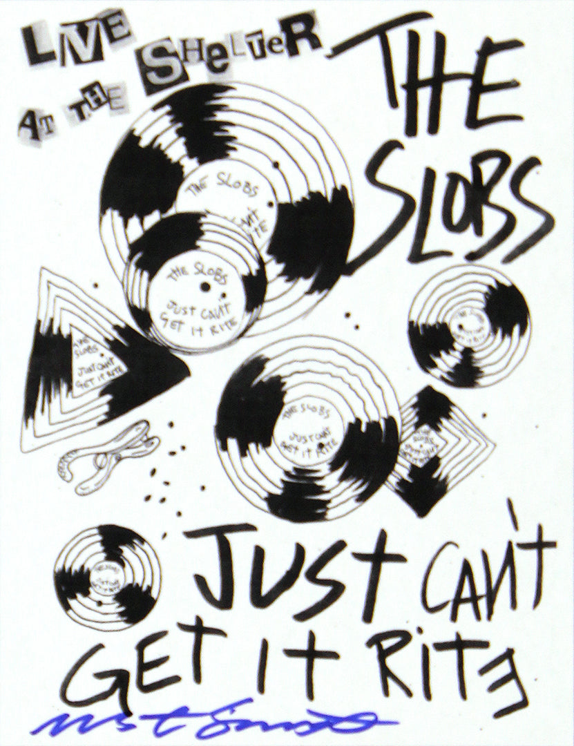 The Slobs Xerox Flyer
