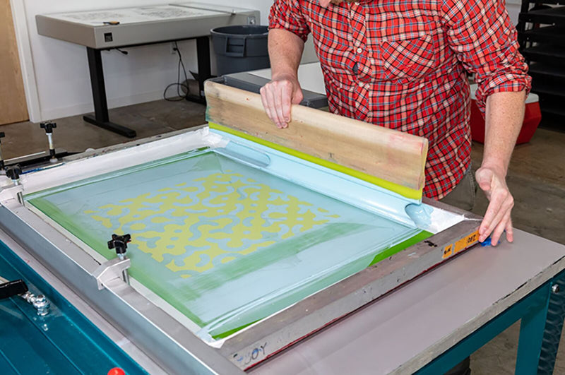 Screen Printing Studio I