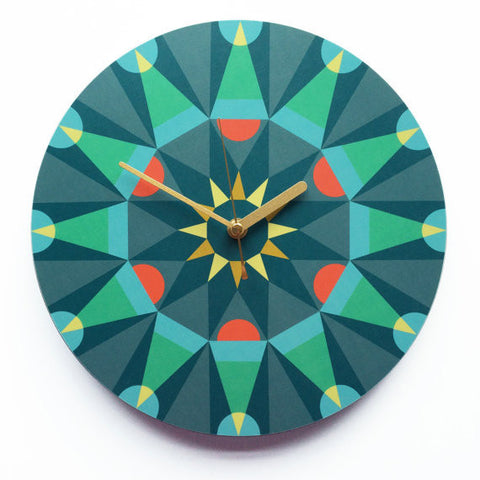 Big Time Kaleido Clock