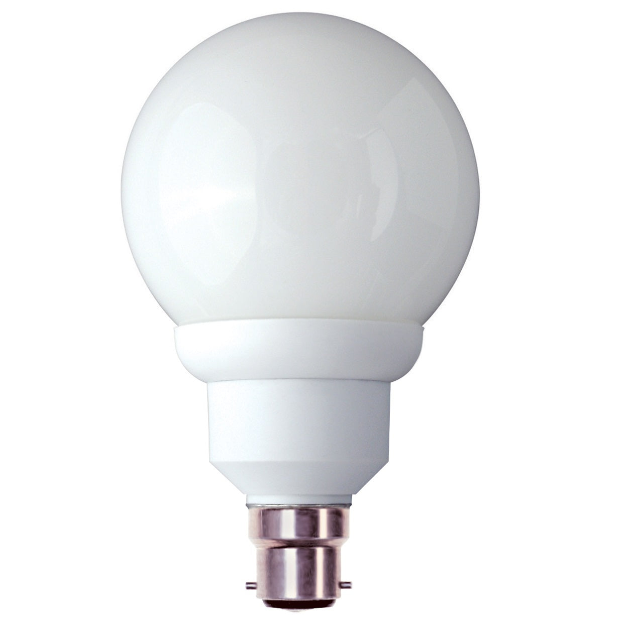 Bell Warm White CFL Low Energy Globe BC 15w