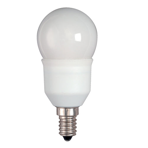 Bell Warm White CFL Low Energy Golfball (Various Options)