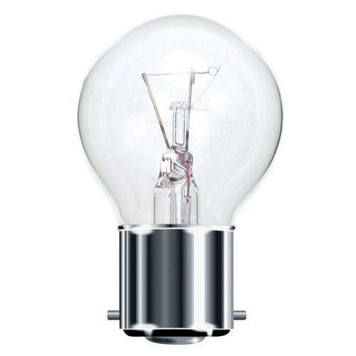 Gé 25 Watt Clear BC/B22 Golfball Light Bulb